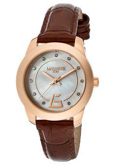 Lancaster Italy OLA0632L-Z-RG-BN-MR Watch