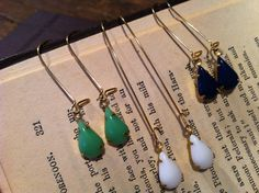 cinder and sage Cinder, Sage, Treats, Drop Earrings, Accessories, Jewelry, Fashion, Sweet Like Candy, Moda