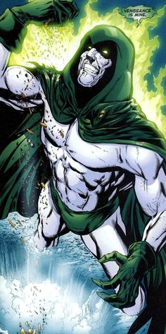spectre dc | The Spectre – Infinite Crisis #3, DC Comics