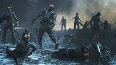 Call of Duty Zombies! Ahhhhh!