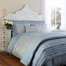 English Baroque Style  Antonia-blue  http://www.charlottethomas.co.uk/collection/