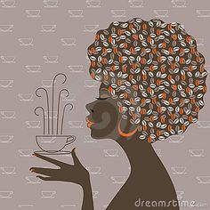 Natural Hair Clip Art   Displaying (17) Gallery Images For Afro Silhouette Clip Art...