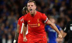 Photos: Lovren and Henderson strike as Liverpool beat Chelsea