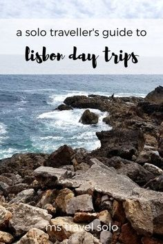 There are so many day trips you can take from Lisbon. From Belem, Cascais to Sintra, there are just so much to see! Check out my solo traveller's guide on day trips from Lisbon. And don't forget to pin it on your Pinterest board. #solotravel #solotravellersguide #portugal #daytrips #belem #cascais #sintra