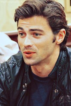 Let's just make this a Supernatural day and pin all of them again. This is Matt Cohen.
