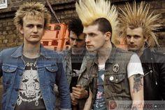 G.B.H.....ultimate in hardcore punk badassery...punk's not dead!!!