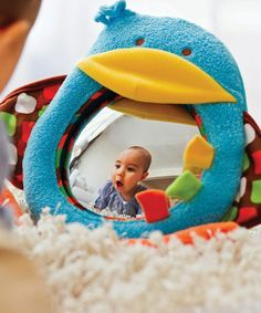 Take a look at this Go-With-Me Activity Mirror by B Kids on #zulily today! $14 !!