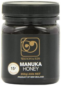 Watson & Son 15+ Level Manuka Honey 250g has been published at http://www.discounted-vitamins-minerals-supplements.info/2012/09/30/watson-son-15-level-manuka-honey-250g/