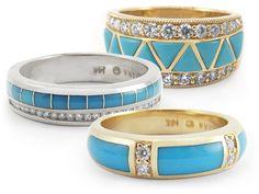 Turquoise Wedding Rings | Turquoise Wedding Rings For Men