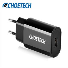 Choetech 12 와트 범용 usb 충전기 여행 벽 충전기 어댑터 스마트 휴대 전화 충전기 iphone samsung xiaomi ipad 정제