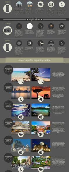 Learn travel photography tips from The Planet D, Lola Akinmade and myself in this great infographic from Fairmont Hotels. Edited by Sarah Lee of LiveShareTravel.