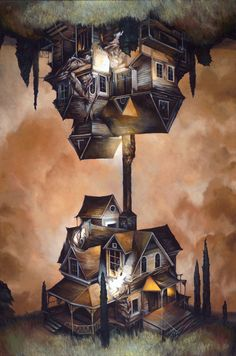 CABINS BY ESAO ANDREWS