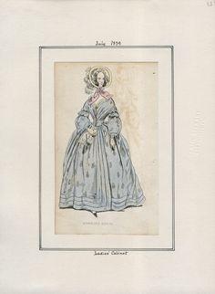 Ladies' Cabinet July 1839 LAPL