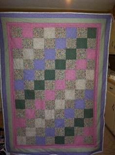 Lap quilt for Gramma