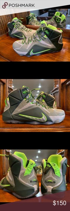 "3d3b502ba0d Nike LeBron XII ""Dunk Force"" ""Dunkman"" LeBron 12 With this addition to"