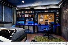 Teens Boy Bedroom