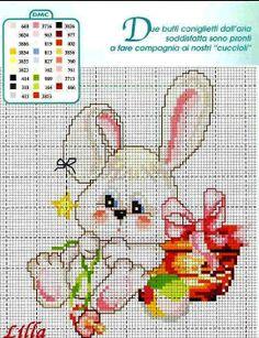 Ponto Cruz da Rê Everything Cross Stitch, Cross Stitching, Cross Stitch Patterns, Easter, Embroidery, Crossstitch, Betty Boop, Sewing, Phone Case