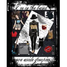 """Rocker Chic"" by jenette-stone on Polyvore"