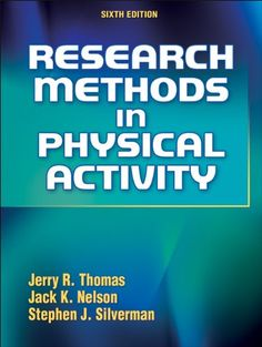 Research Methods in Physical Activity - 6th Edition by Je... https://www.amazon.com/dp/073608939X/ref=cm_sw_r_pi_dp_wnoyxbD17V9RE