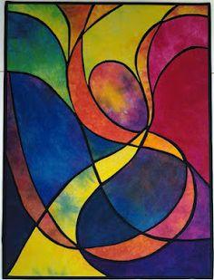 Lisa-Marie Sanders - Color dance