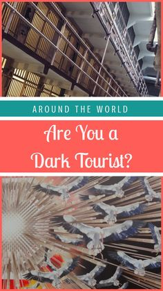 Are you a dark tourist? Do you like to visit alternative attractions, dark tourist sights, dark tourism hot spots, weird places, quirky places and downright creepy places? Then, my friend, you are a dark tourist! Join us as we explore the best dark tourism sights around the world. #darktourist #darktourism