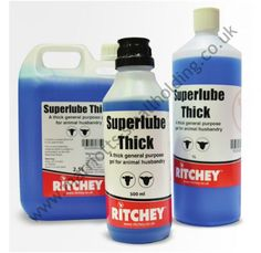 Ritchey Superlube Thick Gel - 2.5ltr x6 - £23.22 ex. VAT