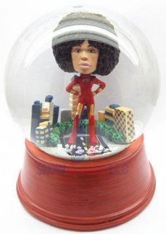 I am delighted you found my listing. I will create for you a hand made, custom single snow globe where the body and base is as shown in my listing and we will hand sculpt the head from the photo you provide to us onto this piece. We of course match the complexion of your photo to the piece. This is a hand made snow globe, sealed to last and sculpted to make your friends envy you. The perfect gift item.  After you purchase this job, we will send you more basic information for you to complete…