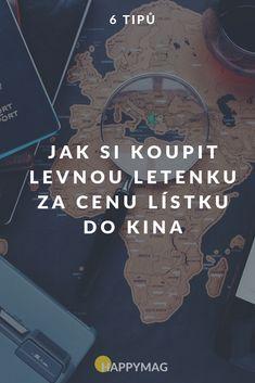 6 tipů, jak koupit levnou letenku za cenu lístku do kina Wanderlust Travel, Van Life, Travel Guide, The Good Place, Travel Destinations, Road Trip, Istanbul, Humor, Education