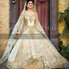 Pakistani Bridal Wear, Pakistani Wedding Dresses, Bridal Dresses, Prom Dresses, Bollywood Wedding, Desi Wedding, Wedding Wear, Wedding Ring, Walima Dress