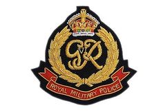 British Army - Royal Military Police