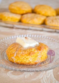 Super Simple, Made From Scratch Sweet Potato Biscuits | Slim Pickin's Kitchen
