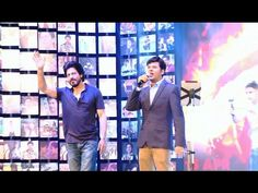 Shahrukh Khan at FAN Movie OFFICIAL Trailer Launch | FULL UNCUT VIDEO - 2.  See the full video at : https://youtu.be/6l_Q1qLWMEk #shahrukhkhan