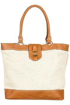 Today's Wonderful Purchase - My New Spring/Summer Hessian Handbag!!