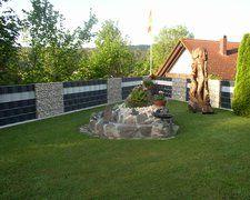 Gabionen - Formboard wurde in Häusern von Zaunteam Granacher, Lauchringen im Jahr 2014 erstellt.