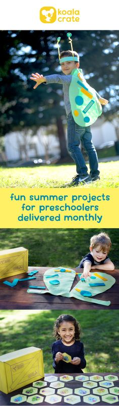 Koala Crate inspires young innovators and explorers through monthly play-and-learn activities for preschoolers! Save 30% on your 1st month plus free shipping with code PINTEREST30! Offer available through Offer available through September 30, 2015.