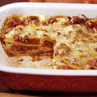 Healthy Makeover Lasagna from Diabetic Living