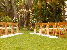 #RusticGardenWedding at #CouplesResorts #Jamaica. #DestinationWedding