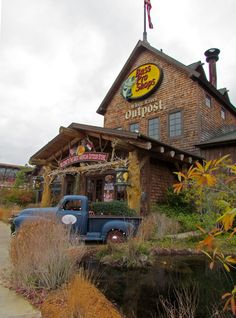 My husband built the fly rod displays in this Bass Pro. Missouri - Travel Photos by Galen R Frysinger, Sheboygan, Wisconsin Vacation Places, Vacation Spots, Places To Travel, Places To Go, The Places Youll Go, Branson Landing, Branson Vacation, Branson Missouri, Christmas Travel