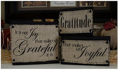Printing on Burlap Trial with Free Printables DIY
