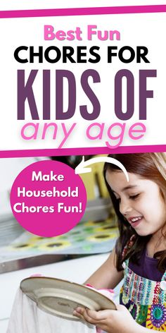 One of the best thing to do is to teach your child how to be responsible and independent - chores for kids is the best way to start with! These best chores for kids are age appropriate, and trust me, they are totally capable of these chores! Chores And Allowance, Chores For Kids By Age, Charts For Kids, Babysitting, Washing Clothes, Elementary Schools, More Fun, Trust, Preschool