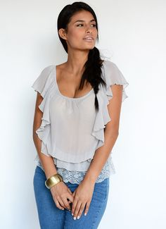 BLUSA CLOUD | ATENEA BOUTIQUE