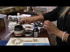 Mulher.com - 02/09/2016 - Arte em madeira - Camila Claro de Carvalho PT1 - YouTube