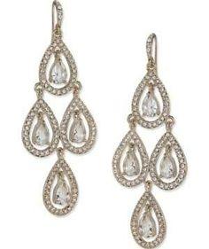 chandelier earrings - Google Search