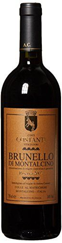 2007 Conti Costanti Brunello Riserva 750 mL ** Check out…