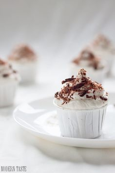 Tiramisu Cupcake Recipe - Cupcake Daily Blog - Best Cupcake Recipes .. one happy bite at a time!