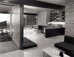 Singleton Residence. 1960. Bel Air, California. Richard Neutra Love this