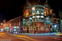"""""""The Philharmonic Pub, December 2015 final"""" by BobEdwards is in the running to win Image Of The Month Photo Contest Vol 5 photo contest at ViewBug. Rock the vote, and give this image a leg up! Liverpool Life, University Of Liverpool, Liverpool History, Scotland History, Old Pub, Listed Building, Southport, New City, School Architecture"""