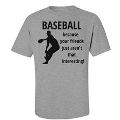Funny baseball shirt
