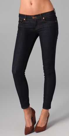 J Brand 910 Ankle Skinny Jeans ... my favorite pair of skinnies that I have!