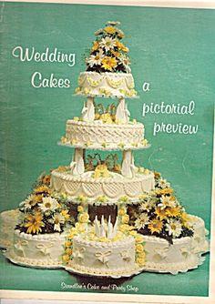 Wedding cakes - 1979 (Bride ~ Bridal ~ Wedding ~ Cakes & More) at Joe's Paper Shack Italian Wedding Cakes, Purple Wedding Cakes, Amazing Wedding Cakes, Elegant Wedding Cakes, Wedding Colors, 40th Wedding Anniversary Cake, Fountain Wedding Cakes, Best Vanilla Cake Recipe, Cake Tower